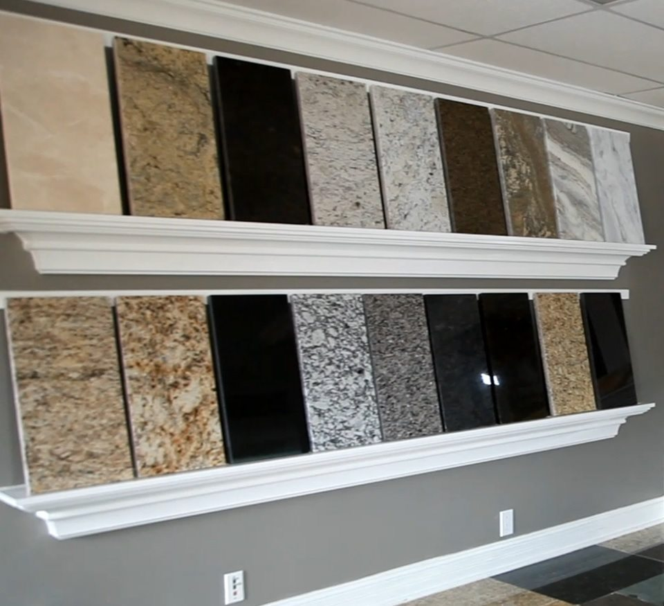 Granite Showrooms : Tate Ornamental Granite Showroom Nashville TN