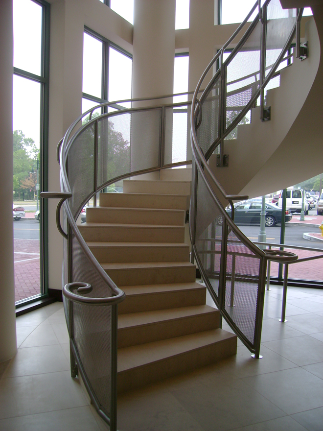 Tate Ornamental Metal Stair Nashville TN