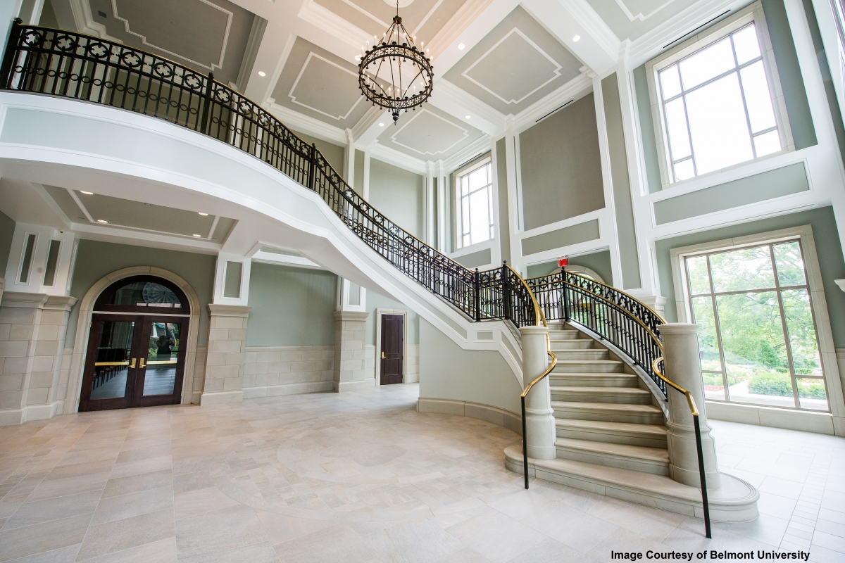 Tate Ornamental Stone Commercial Nashville TN