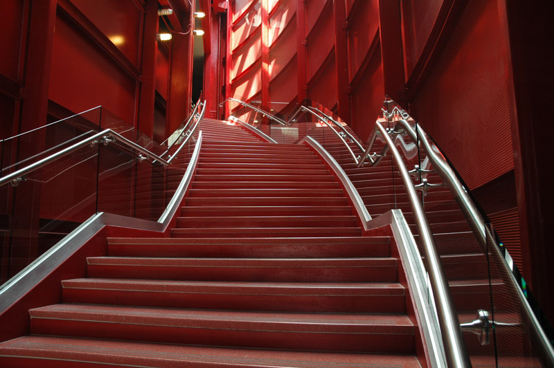 Tate Ornamental Metal Stair Nashville TN