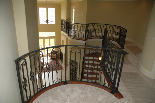 Tate Ornamental Metal Railing Nashville TN