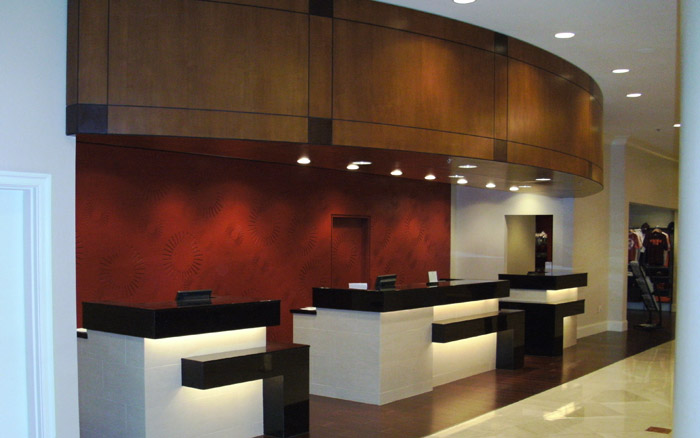 Tate Ornamental Stone Commercial Nashville TN Reception